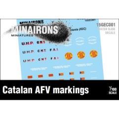 IGC Catalan AFV Insignia