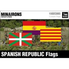 Spanish Republic Flags