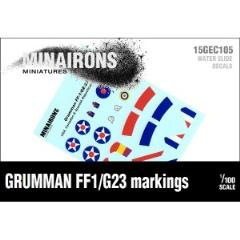 Grumman FF1/G23 Markings