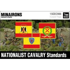 Nationalist Cavalry Standards