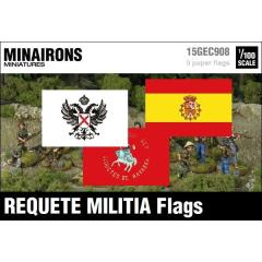 Requete Tercios Flags