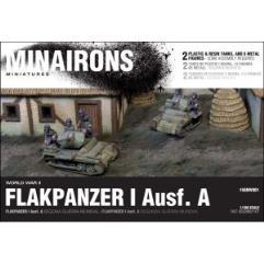Flakpanzer I Ausf. A (1:100)