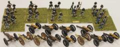 British Cannons & Crew Collection #1