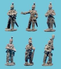 Horse Artillery in Helmets