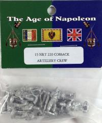 Cossack Artillery Crew