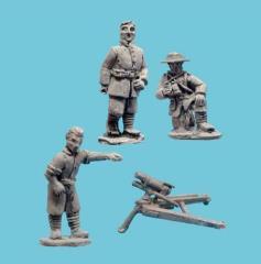 37mm Light Support Gun and Crew #2