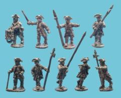 Austrian German Musketeer Command