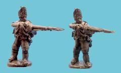 Prussian Fusilier - Firing