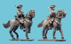 Prussian Cuirassier Troopers