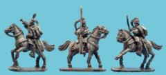 Prussian Hussar Command w/Mirltons
