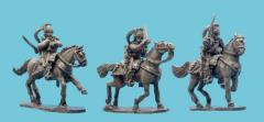 Prussian Hussar Troopers w/Mirltons