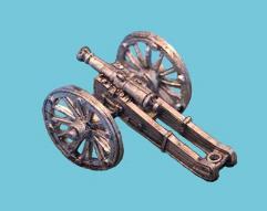 Russian 3 Pound Gun