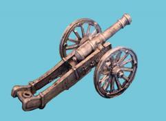 Russian 6 Pound Gun