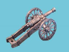 Russian 12 Pound Gun