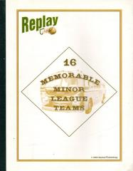 Season Yearbook - 15 Memorable Minor League Teams