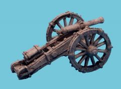 Austrian 6 Pound Gun