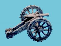 British 3 Pound Gun