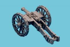 British 6 Pound Gun