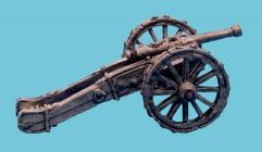 British 12 Pound Gun