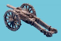 French 6 Pound Gun