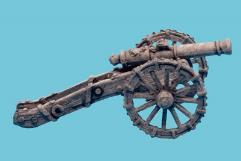 French 12 Pound Gun
