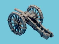 Prussian 3 Pound Gun