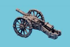 Prussian 6 Pound Gun