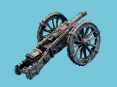Prussian 12 Pound Gun