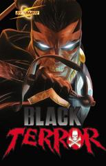 Black Terror Vol. 1 - Issues #1-4
