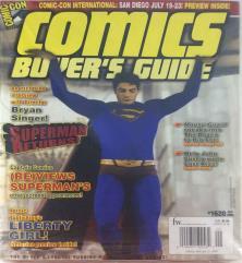 "#1620 ""Superman Returns!, Liberty Girl!"""