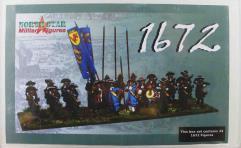 Dutch 1672 Regiment