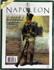 "#16 ""Cowards at Waterloo, Featured Scholar - Chiristopher Duffy, How Did Napoleon Die?"""
