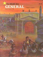 "Vol. 17, #5 ""Circus Maximus, Kingmaker, Panzer Leader Scenarios"""