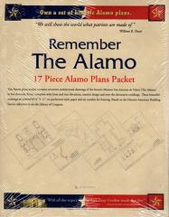 17 Piece Alamo Plans