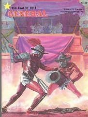 "Vol. 18, #4 ""SL Scenario, Gladiator, War & Peace, Afrika Korps"""