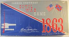1863 - Civil War Game