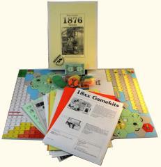 1876 - Trinidad (Chattanooga Rail Gaming Challenge Edition)