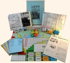 1899 - China (Chattanooga Rail Gaming Challenge Edition)