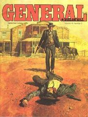 "Vol. 19, #3 ""Gunslinger Variant Counters, Diplomacy, Gettysburg, 1776"""