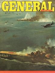 "Vol. 19, #6 ""SL Scenario, Victory in the Pacific, Flat Top, Naval War, Submarine"""
