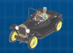 1925 Model T Ford Pickup Kit