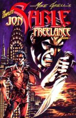 Complete Jon Sable - Freelance Vol. 1
