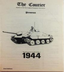 1944 - Wargame Rules for WWII (2nd Edition)