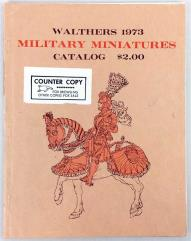 1973 Military Miniatures Catalog