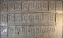 1983 Player Cards