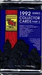 1992 Series #2 - Booster Pack