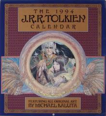1994 J.R.R. Tolkien Calendar