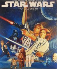 Star Wars 1997 Calendar