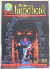 1998 RPGA Membership Handbook