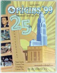 1998 Program and Pre-Registration Books w/Mana Burn - Magic - The Gathering Board Game